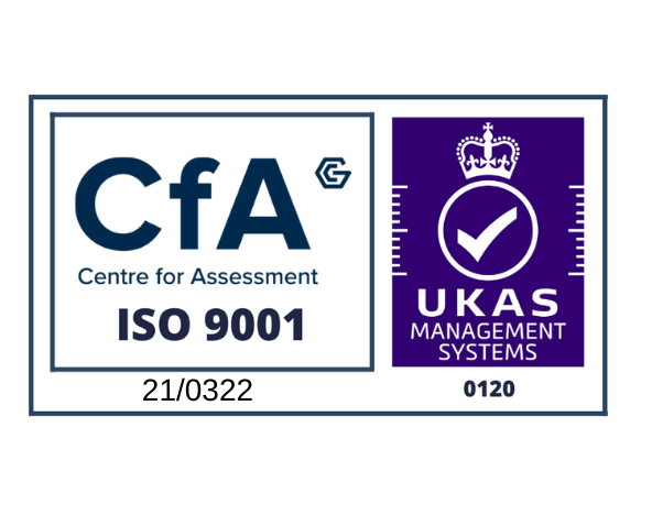 ISO 9001 - Quality Management Accreditation