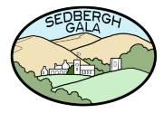 sedbergh gala logo